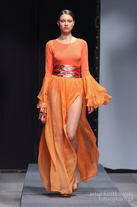 THE LOOK OF THE YEAR 2012 PREMIERE RUNWAY 2012 W ŁODZI
